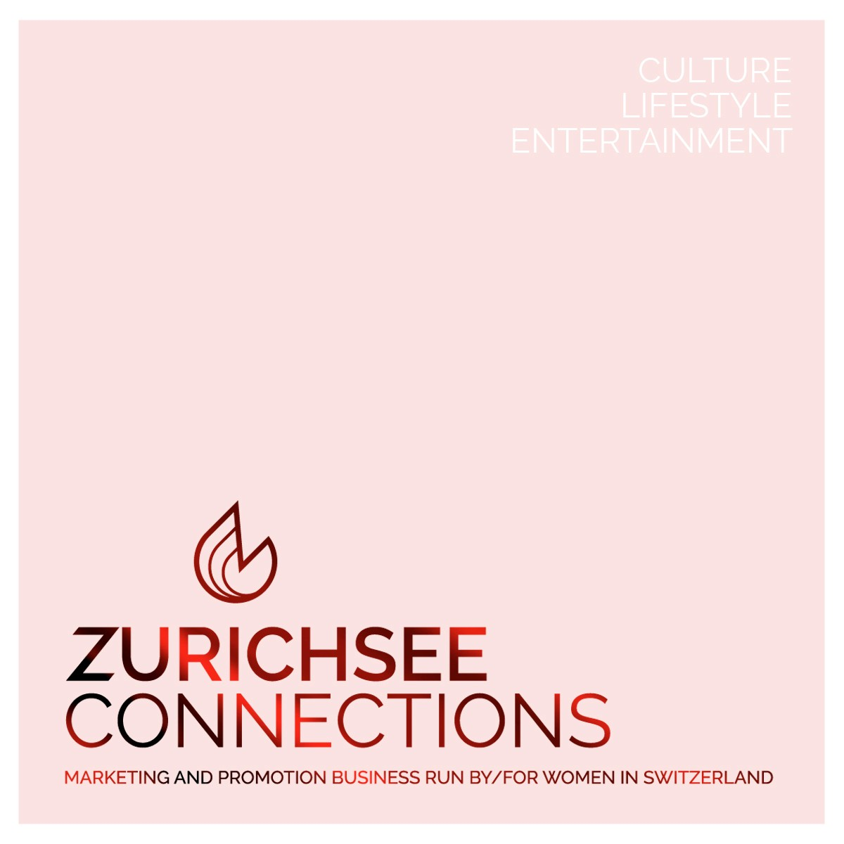 Zurichsee Connections Brand Beauty and Lifestyle Social Booster